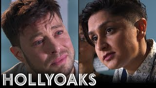 Hollyoaks: Farrah Finds Out About Kim!