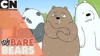 Nos Desnudos Osos | La De La Foto Perfecta | Cartoon Network