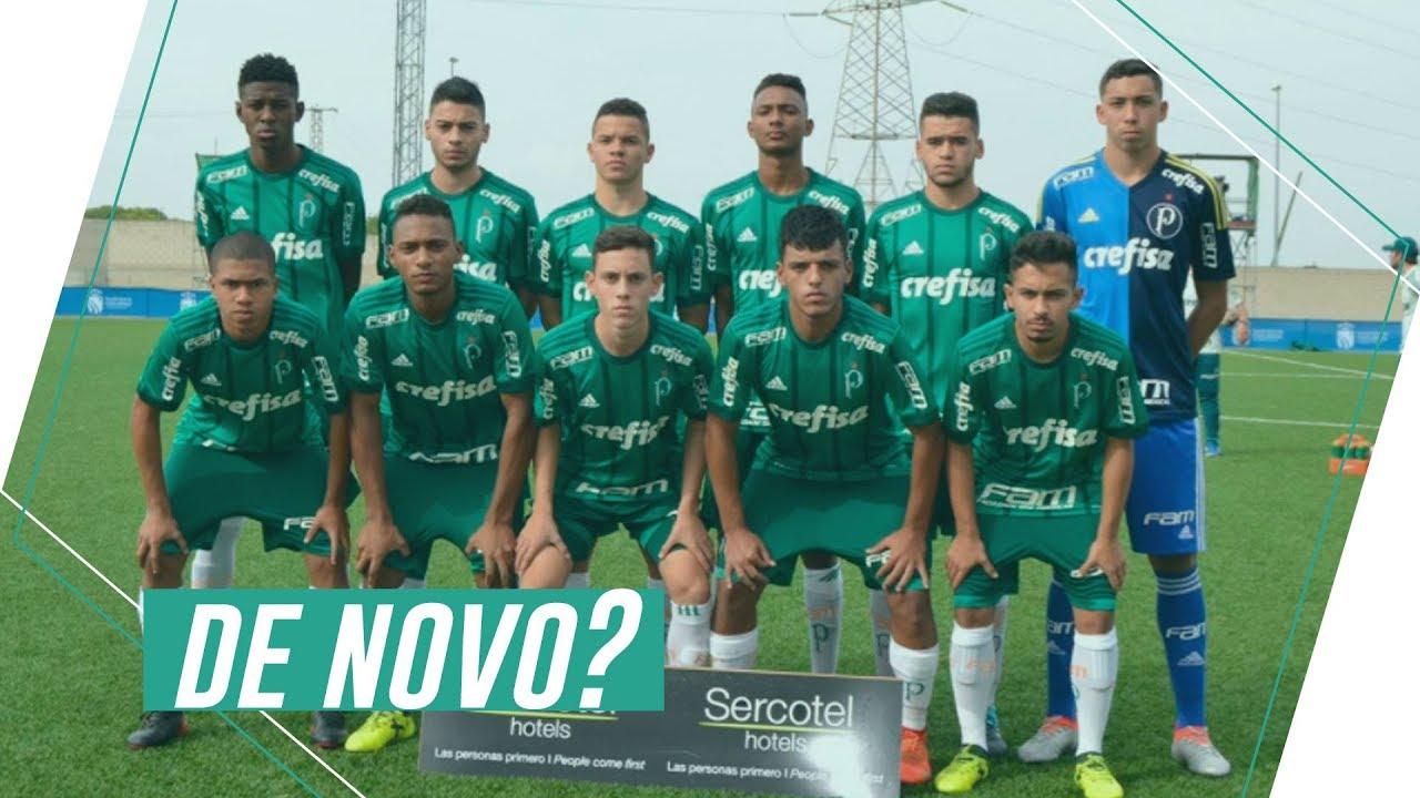 Mais uma goleada do Palmeiras no Mundial Sub-17 - YouTube 16ec6820ac46e