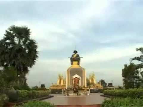 History of Vientiane - Laos Part 4