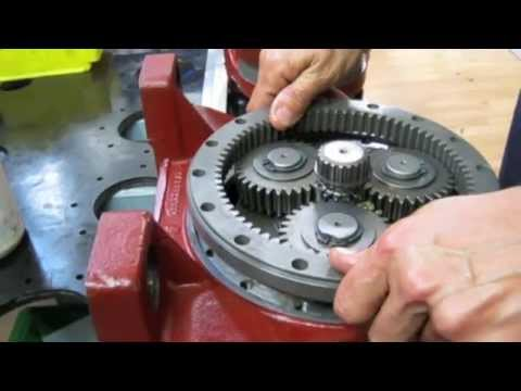 Haumea - Assembling a Planetary Gearbox