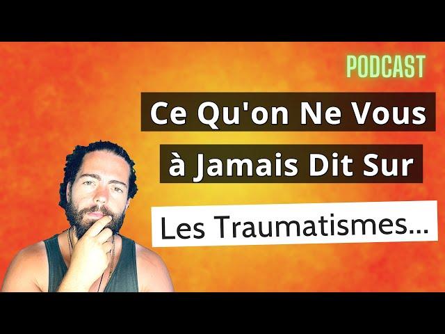 COMMENT SE LIBÉRER D'un TRAUMATISME ❓ Et Pourquoi Certain N'y Arriverons  Jamais ? - YouTube