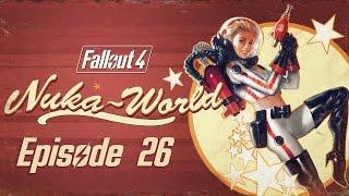 FALLOUT 4 Nuka-World 26 The Cappy Tation