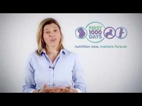 Nutrition When Breastfeeding