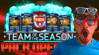 FIFA 15 : EA SPORTS BEST OF TOTS PACK OPENING !! [FACECAM] Ft. 90+ TOTS !!