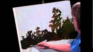 Painting in Oils with Carol Hallock, Volume 1, PREVIEW