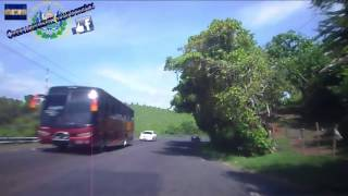 Carretera Panamericana CA 1E, El Triunfo, Mercedes Umaña, Puente Cuscatlan