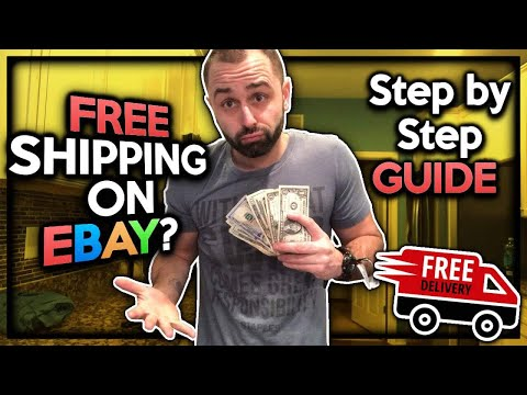 Free Shipping on eBay? (A Complete, Step by Step Breakdown)