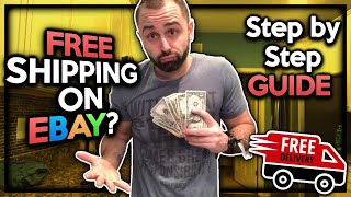 Free Shipping on eBay? (A Complete, Step by Step Breakdown) thumbnail