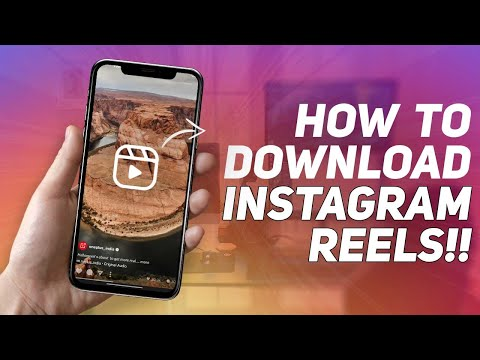How To Download Instagram Reels Video To Gallery | Download Instagram Reels Videos with Sound