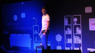 Lo que nunca me dijeron sobre el éxito   Abraham Abadi   TEDxYouth@BosquesDeLasLomas