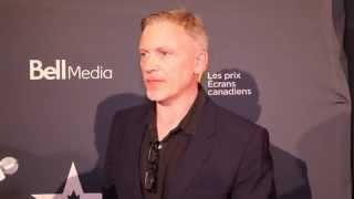 Callum Keith Rennie at the 2015 Canadian Screen Awards