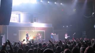 """A Day To Remember """"2nd Sucks"""" Live House Party Tour (Bloomington, IL 10/3/13)"""