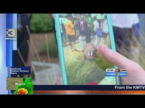 Pokemon GO player robbed while playing in Omaha park
