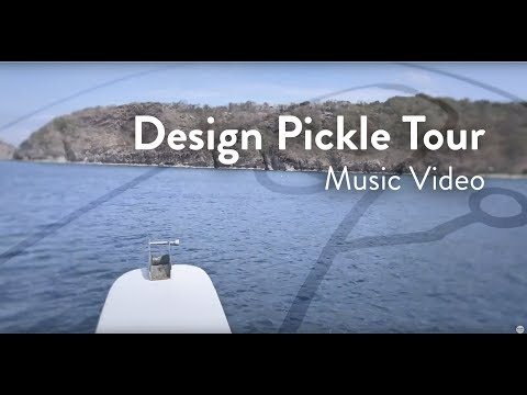 Design Pickle Tour - Send Away (Team Music Video)