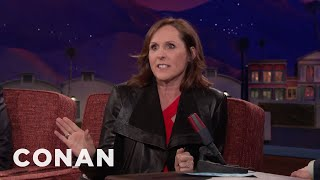 Molly Shannon's Real Life