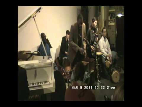 Download The Black Butterflies Perform Bellophone Madness 03-09-11.wmv