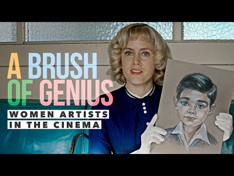 How Women Artists Are Depicted In Cinema