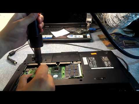 Как продиагностировать ноутбук в домашних условиях