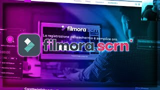 COME REGISTRARE GAMEPLAY + WEBCAM + MICROFONO CON FILMORA SCRN