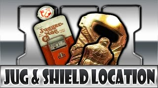 Juggernog LOCATION - How to Build the SHIELD - FUSE Locations - Black Ops 3 Shadows of Evil Zombies