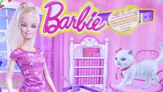 Barbie Potty Training Blissa Barbie Doll and Kitty Pet Playset ❤ For Girls Worldwide