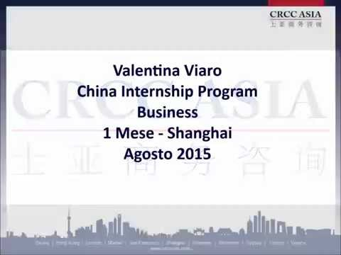 Ascolta Valentina | Shanghai | Business | CRCC Asia