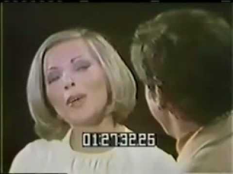 Barbara Bain & Martin Landau singing When We Were Small