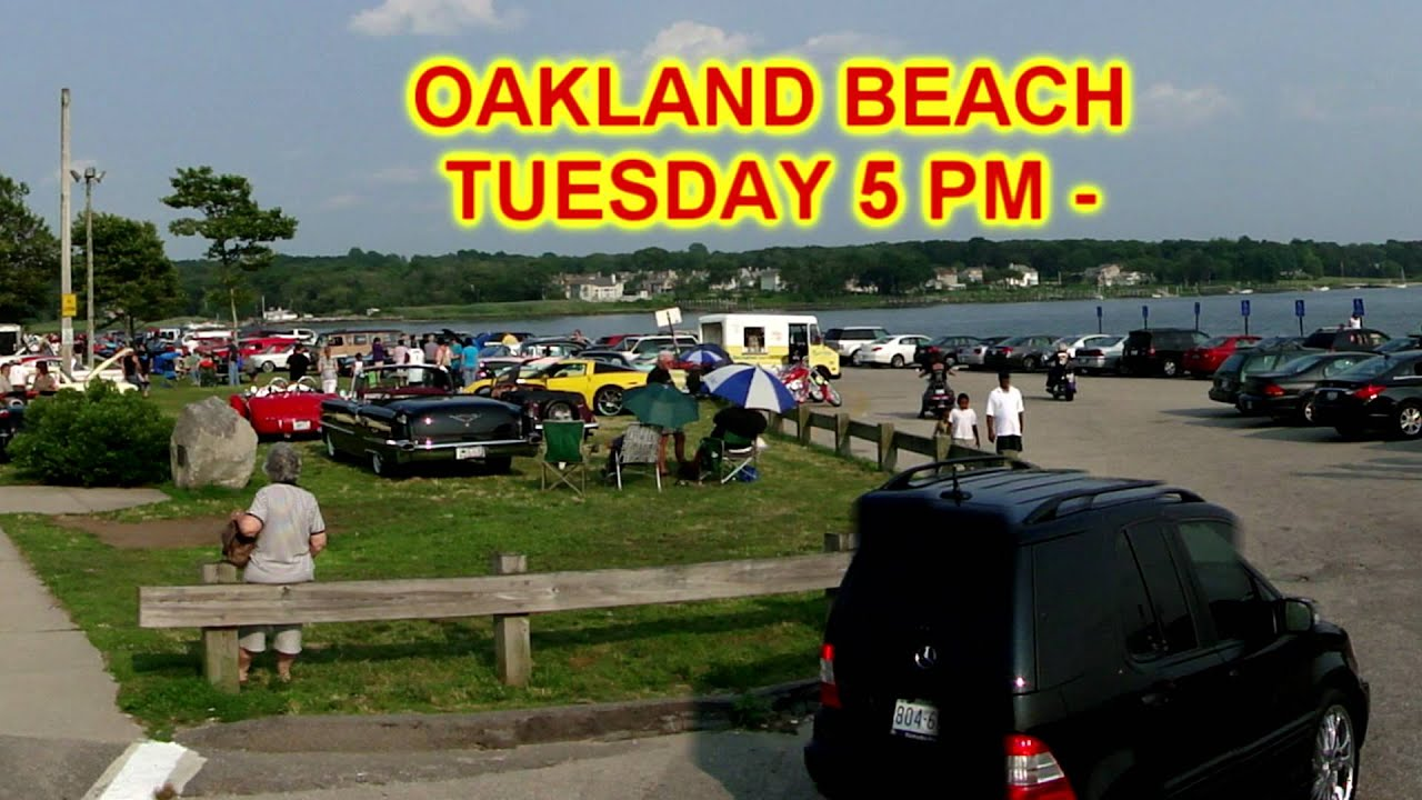 Car Show Rhode Island Hd July Oakland Beach Ri Cars Truck Motorcycle - Oakland car show