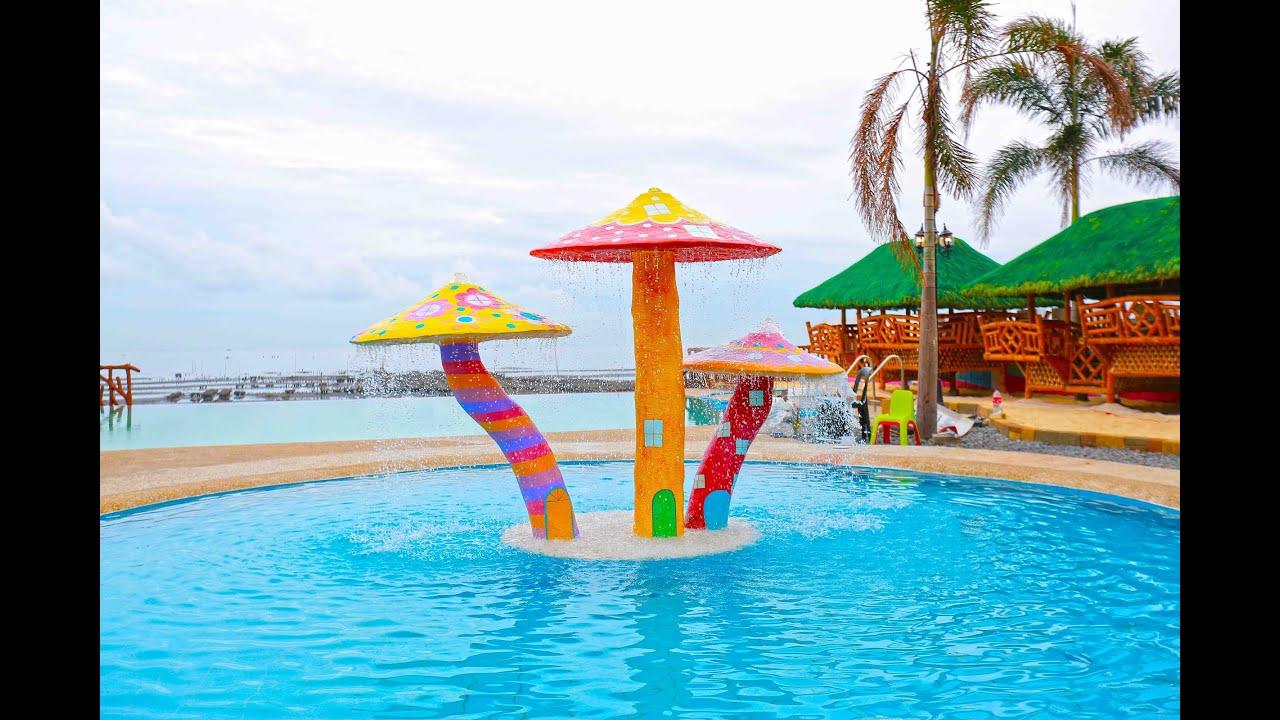 Villa Iska Pahanocoy Adventure Park Youtube