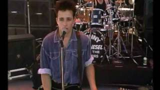 Johnny Diesel & The Injectors - Burn - Live 1988