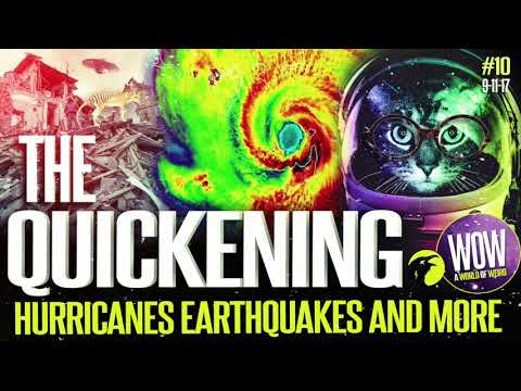 The Quickening, Hurricanes and Earthquakes. A World Of Weird #10