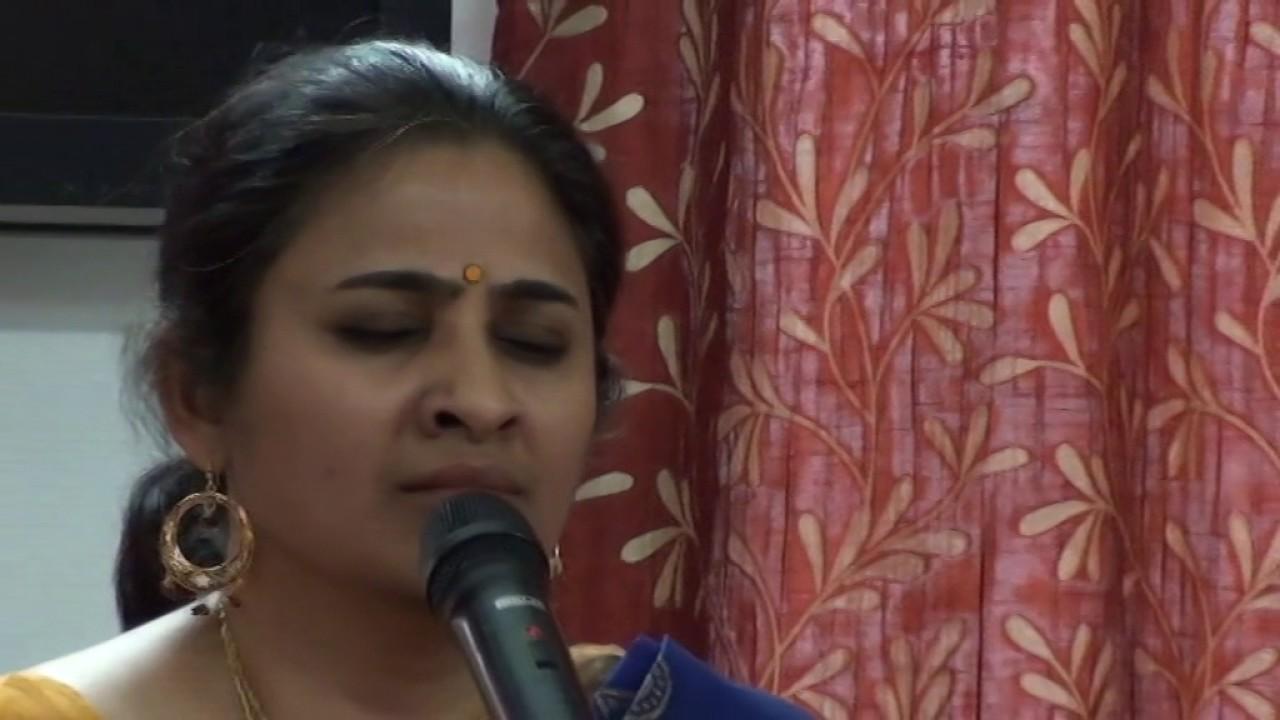 Download Maamavathu Sri Saraswathi Part 1-Dr Sandhya Gopalakrishnan  -    at Saket Pranaam   - M2U02073