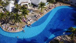 DJI MAVIC PRO CANCUN HOTEL GRAND OASIS