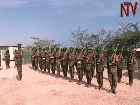 AMISOM praises contribution of Burundian troops