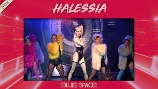 Blue Space Oficial - Halessia e Ballet - 23.12.18