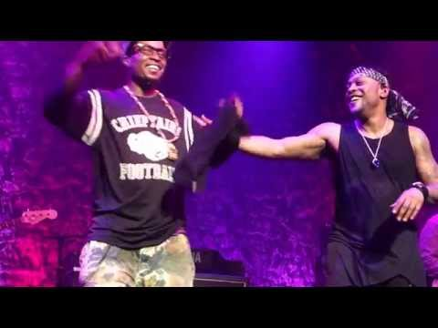 """D'Angelo LA live 2015 - """"untitled: how does it feel..."""""""