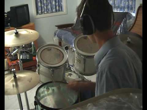 Hunting For Witches - Bloc Party Drum Cover By Trout