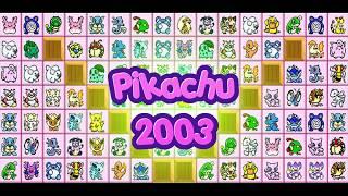 Pikachu Co Dien 2003