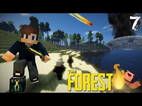 The Forest в Майнкрафте #7