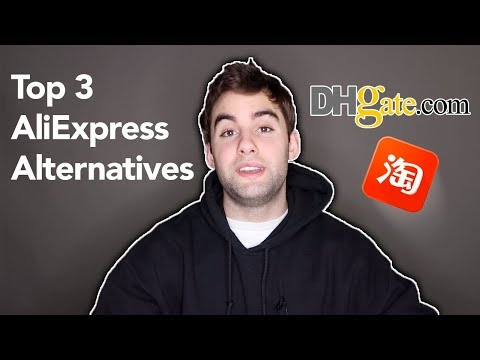 Top 3 AliExpress Alternatives | Drop Shipping 2019