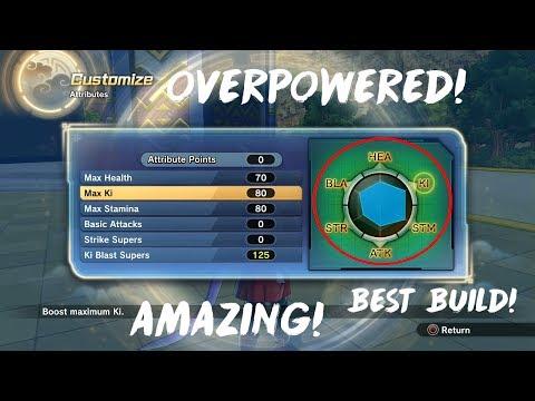 MOST OP GOD FRIEZA RACE BUILD EVER!! Dragon Ball Xenoverse 2 - Дом 2  новости и слухи