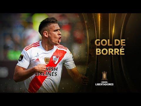 Gol de Borré | Flamengo 2-1 River Plate | FINAL LIBERTADORES