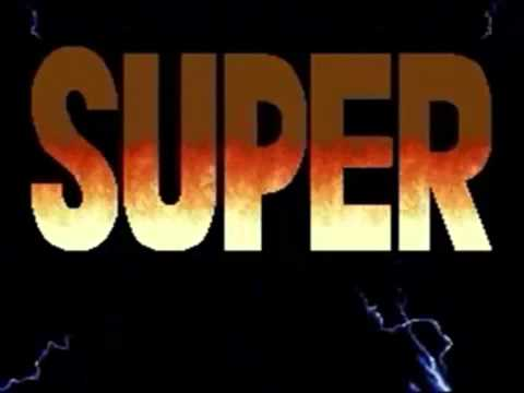 Super Street Fighter II - Super Nintendo Vs Sega Genesis - Opening Intro.