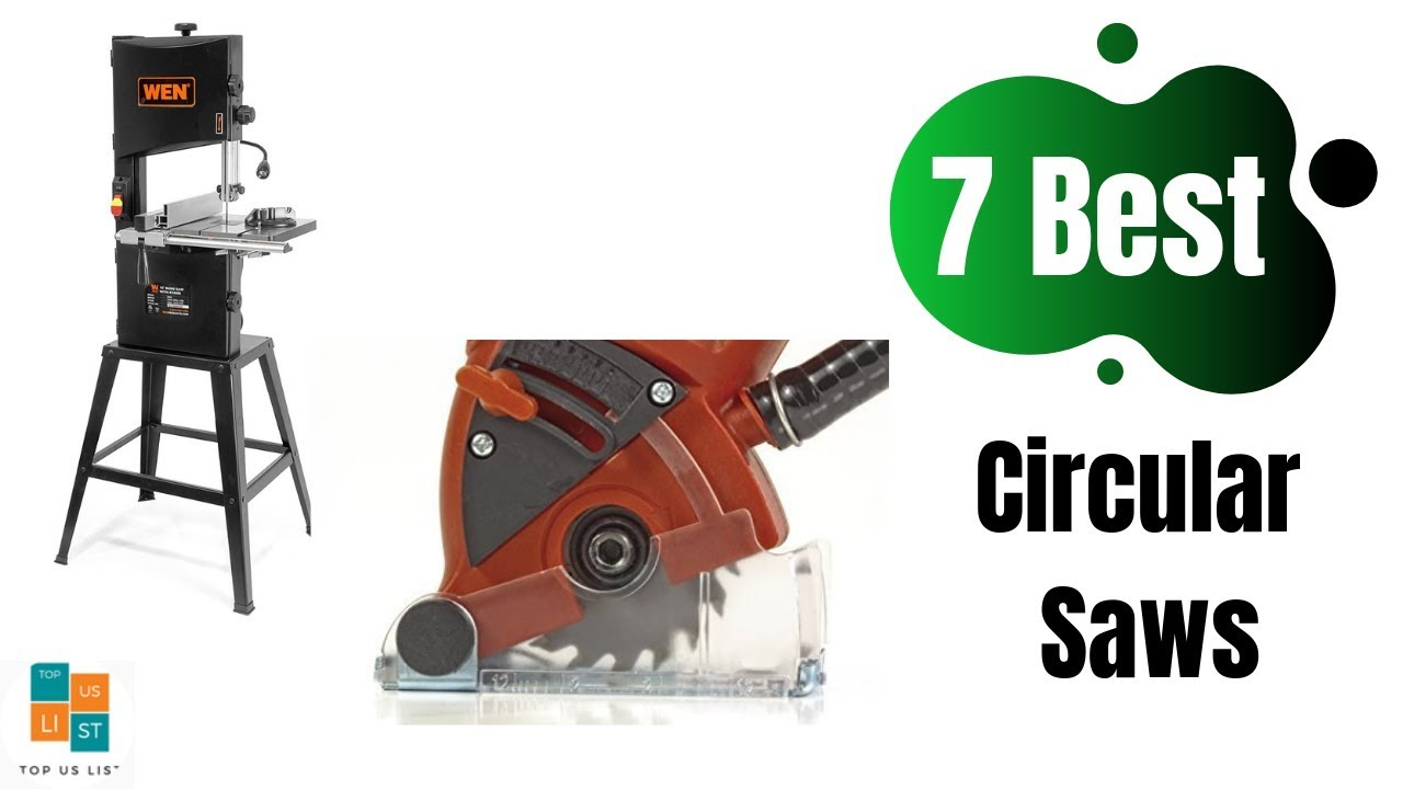 Best Circular Saw 2020.7 Best Electric Circular Saw For 2020 Reviews