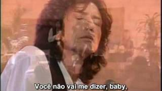 Whitesnake  - Too Many Tears (unplugged) Legendado Português BR