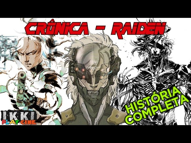 Raiden Metal Gear Solid/Rising: História Completa – Crônica #2