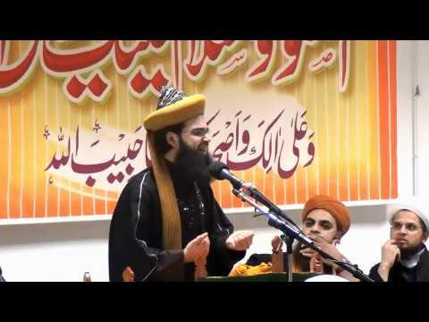 Taj ul Ulema Syed Noorani Miyan Faizul Islam 2nd jalsah - Naat & Taqrir