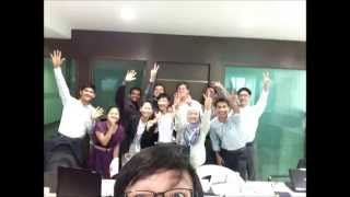 Blue Ocean Strategy Malaysia - Team Building 2014