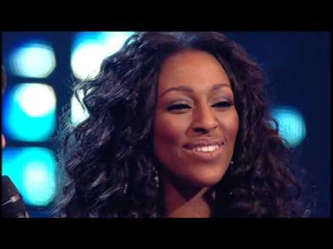 Xfactor Final 2008: Alexandra Burke - Hallelujah